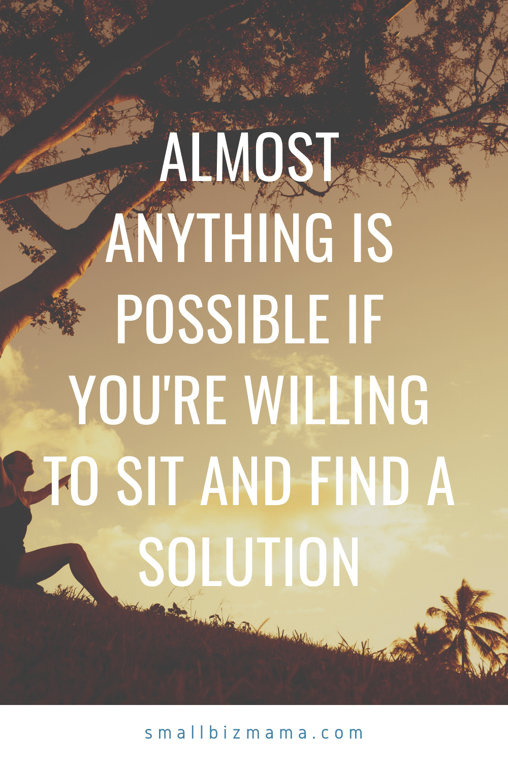 Almost anything is possible if you're willing to sit and find a solution