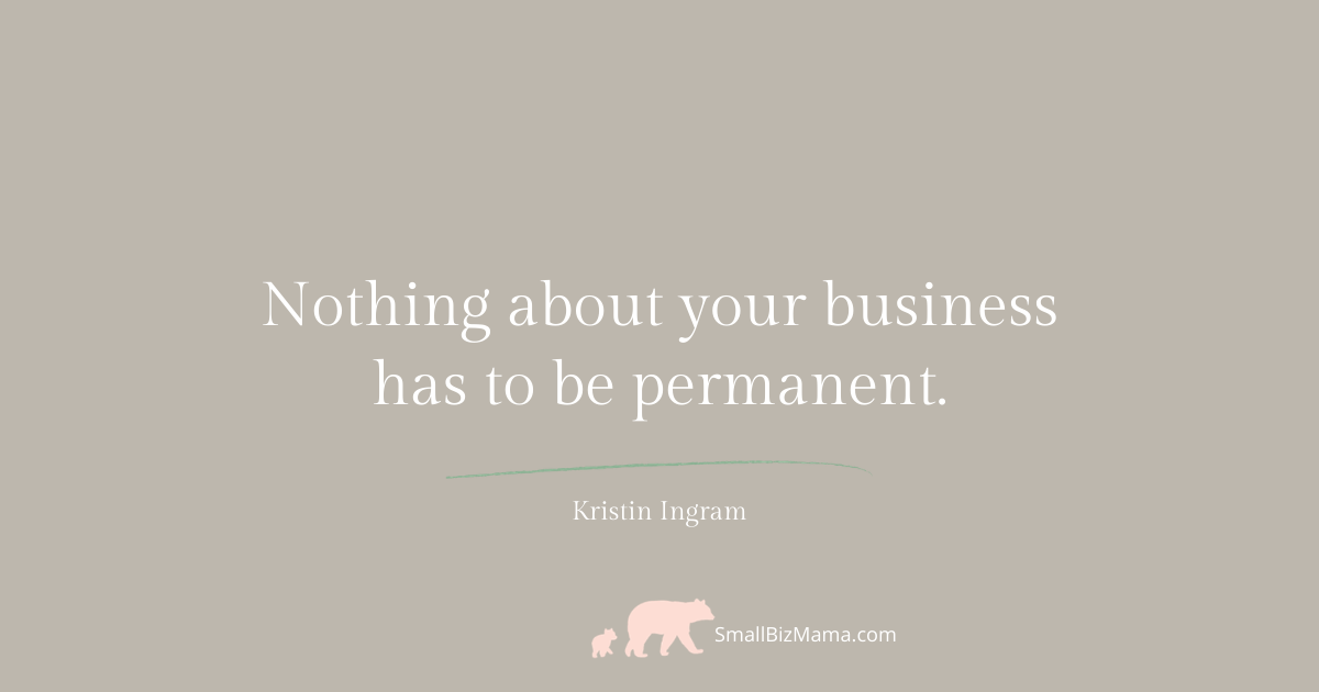 Nothing about your business is permanent when finding ideas for posting on social