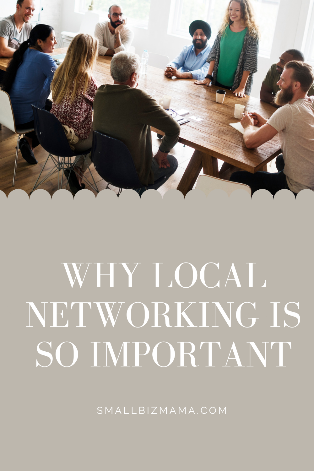 Why all business is local and why local networking is so important