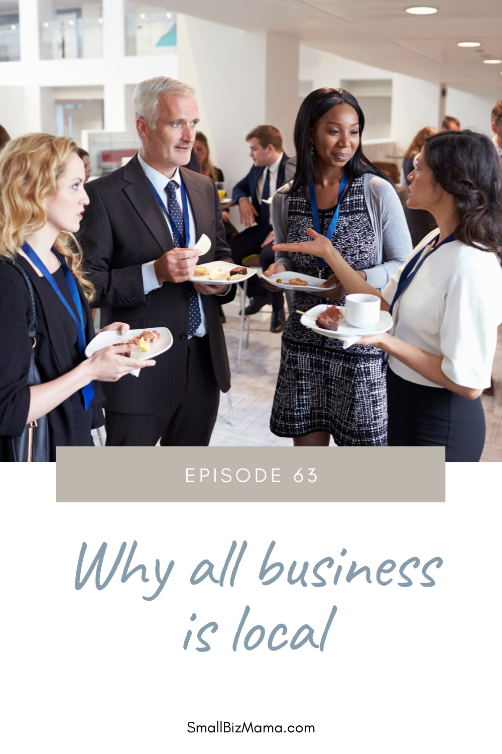 Why all business is local
