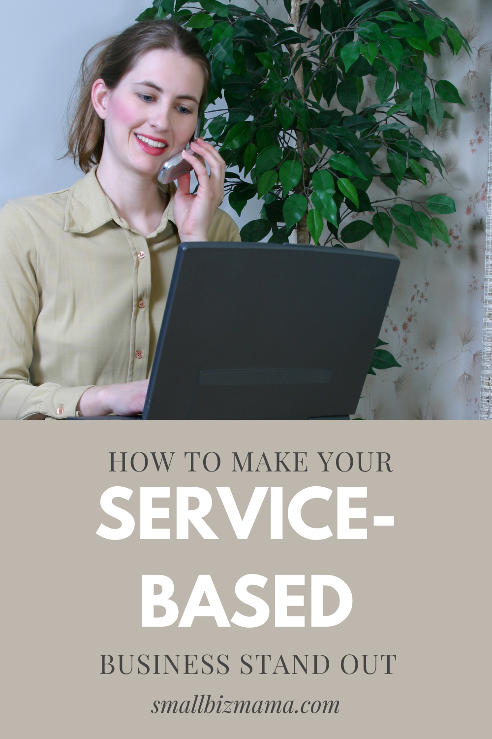 How to make your service based business stand out