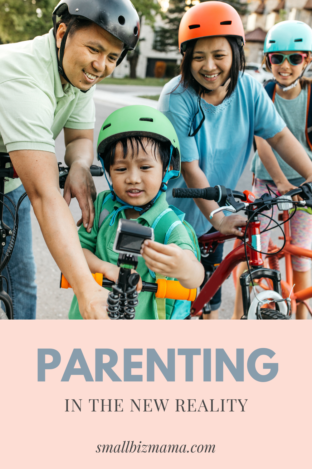Parenting in the new reality
